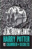 Harry Potter and the Chamber of Secrets (Book 2) - New Adult Cover