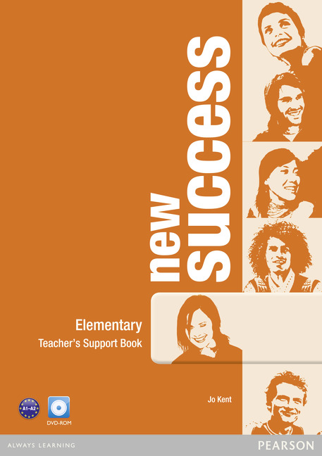 New Success Elementary Teacher's Book with Test Master CD-ROM