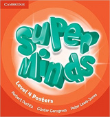 Super Minds Level 4 Posters (10)