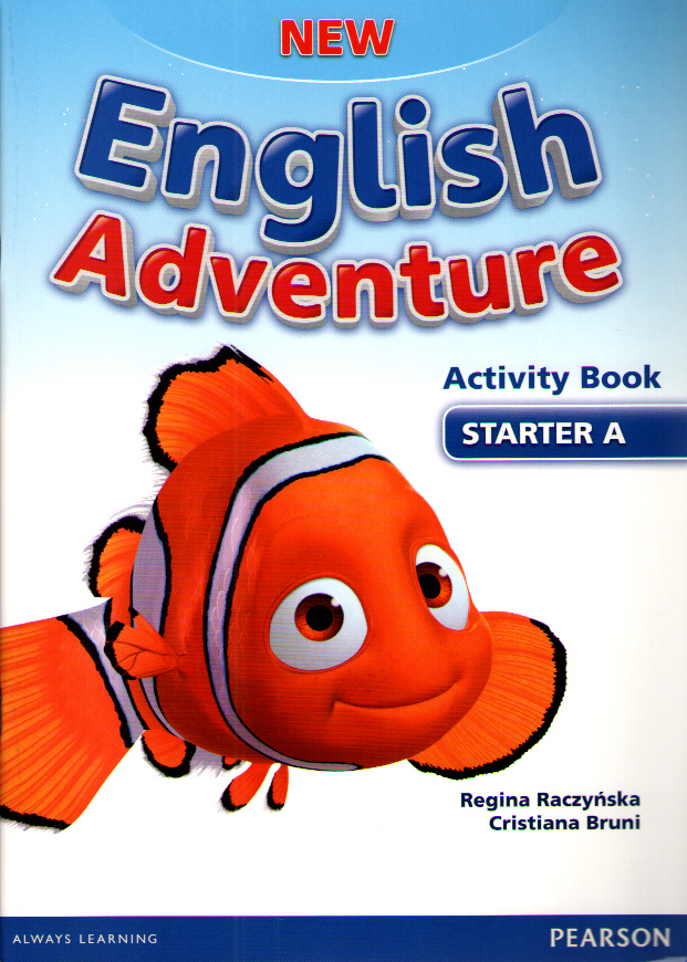 New English Adventure Starter A Activity Book and Songs CD Pack