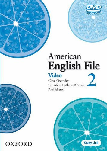 American English File 2 DVD
