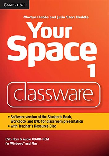 Your Space 1 Classware DVD-ROM with Teacher's Resource Disc