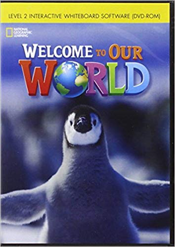 Welcome to Our World 2 iWB CD-ROM