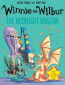 Winnie and Wilbur: The Midnight Dragon (Paperback + CD)