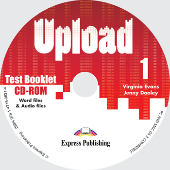 Upload 1 Test Booklet CD-ROM