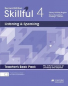 Skillful Second Edition 4 Listening and Speaking Premium Teacher's Book Pack