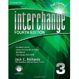 Interchange Fourth Edition 3 Full Contact with Self-study DVD-ROM