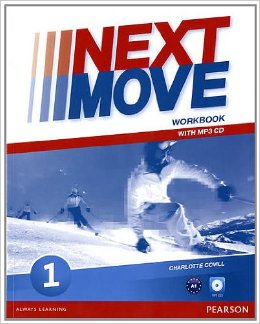 Next Move 1 Workbook & MP3 Audio Pack