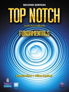 Top Notch (2nd Edition) Fundamentals Students book with ActiveBook