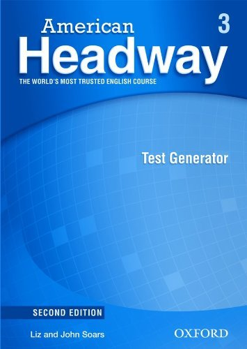 American Headway Second Edition 3 Test Generator CD-ROM