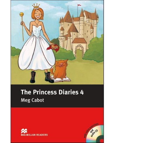The Princess Diaries: Book 4 (with Audio CD)