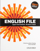 English File Third Edition Upper-Intermediate Student's Book with Student's Site