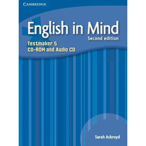 English in Mind (Second Edition) 5 Testmaker Audio CD/CD-ROM