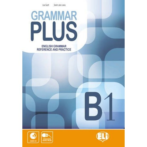 Grammar Plus B1 Students Book + CD