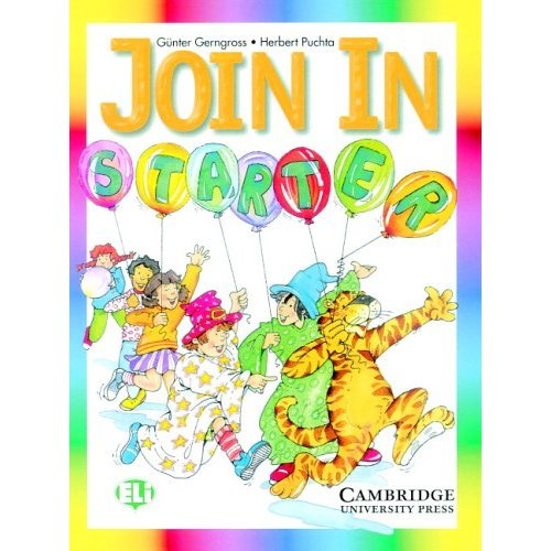 Join In Starter Pupil's Book