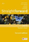 Straightforward (Second Edition) split 1 Teacher's Book Pack B