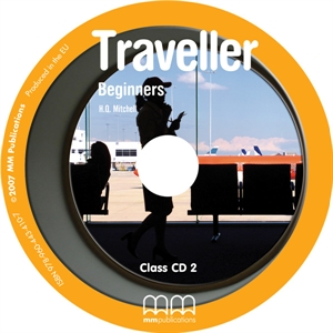 Traveller Beginners Class CDs