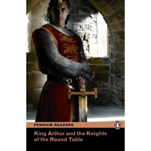 King Arthur and The Knights of the Round Table (with MP3)