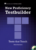 New Proficiency Testbuilder: Student's Book without key + Audio CD Pack