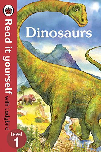 Ladybird Read It Yourself Level 1: Dinosaurs