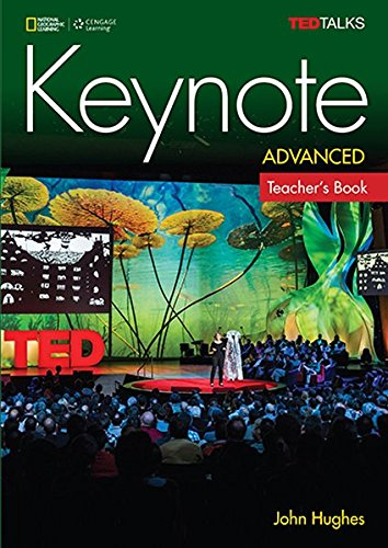 Keynote Advanced Teachers Book with CD (2)