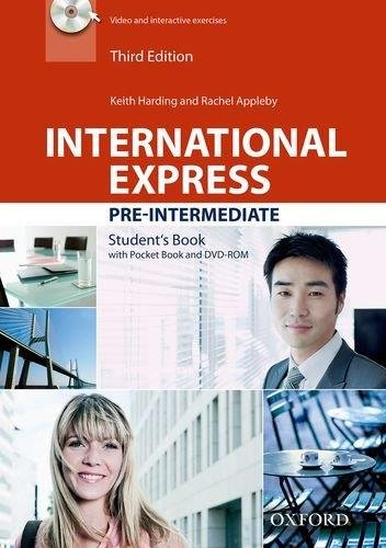 International Express Third Edition Pre-Intermediate Student's Book with Pocket Book and DVD-ROM