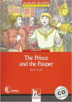 Red Series Classics Level 1: The Prince and the Pauper + CD