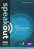 Speakout Second Edition Starter Flexi 1 (Split Edition: Student's Book & Workbook) with MyEnglishLab