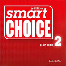 Smart Choice Second Edition Level 2 Class Audio CDs (2)