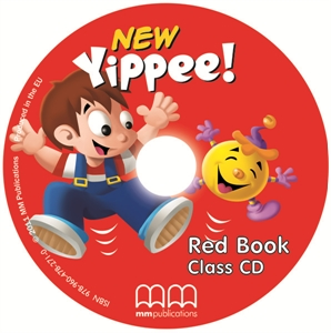 New Yippee! Red Class Audio CD