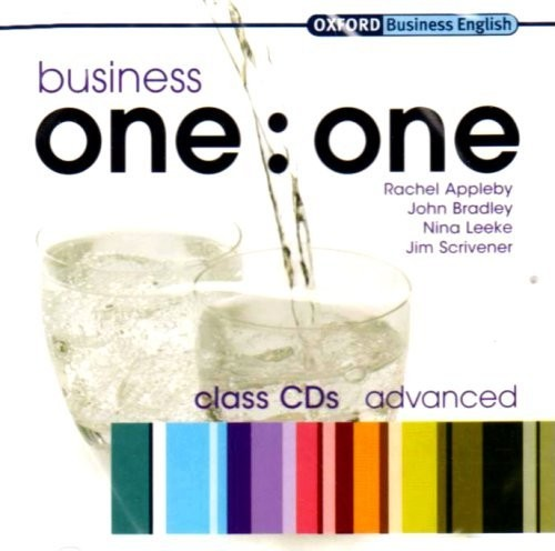 Business one:one Advanced Class CDs (2)