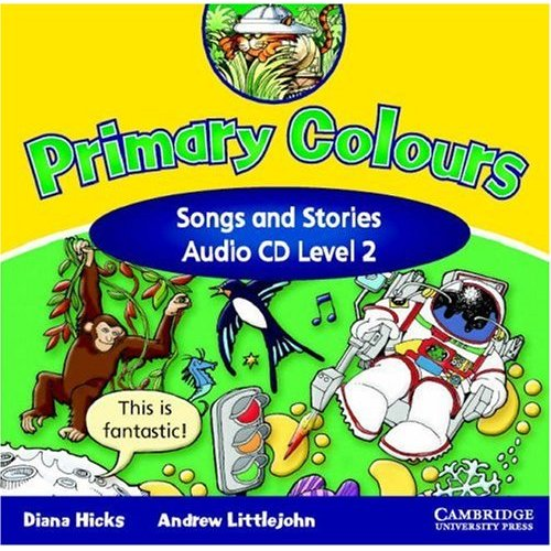 Primary Colours 2 Songs Audio CD (Лицензия)