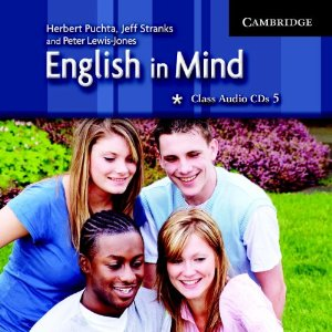 English in Mind 5 Class Audio CDs (4) (Лицензия)