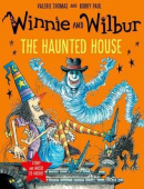 Winnie and Wilbur: The Haunted House (Paperback + CD)
