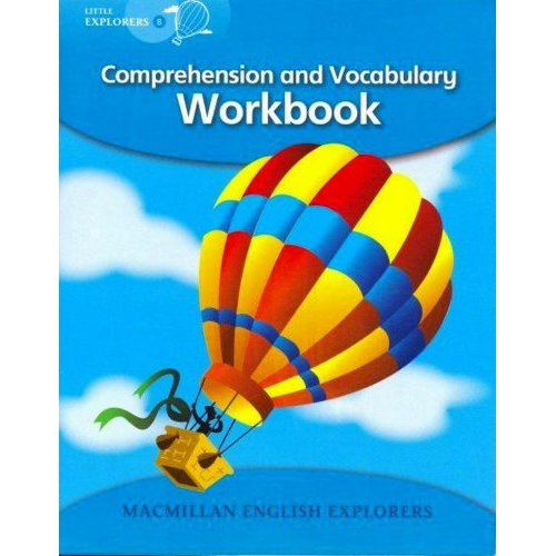 Little Explorers B: Comprehension and Vocabulary Book