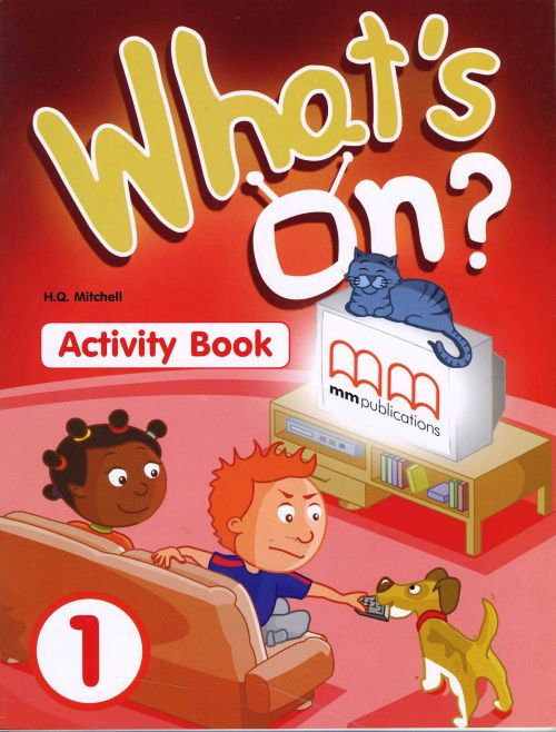 What's on? 1 Activity Book