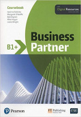 Business Partner B1+ Coursebook and Digital Resources