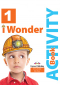 iWonder 1 Activity Book (with Digibooks Application)
