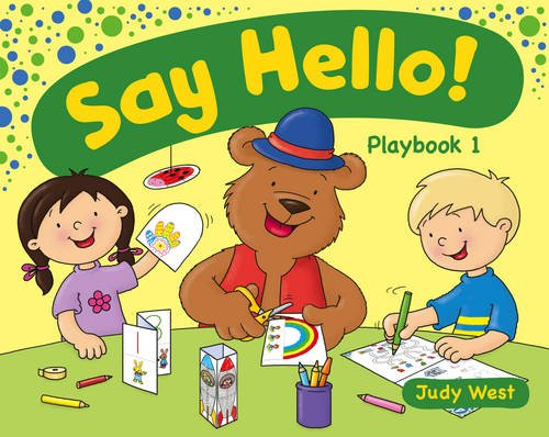 Say Hello! Level 1 Play Book
