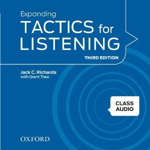Tactics for Listening Third Edition Expanding Class Audio CDs (3)