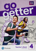 GoGetter 4 Teacher's Book with MyEnglishLab & Online Extra Homework + DVD-ROM Pack