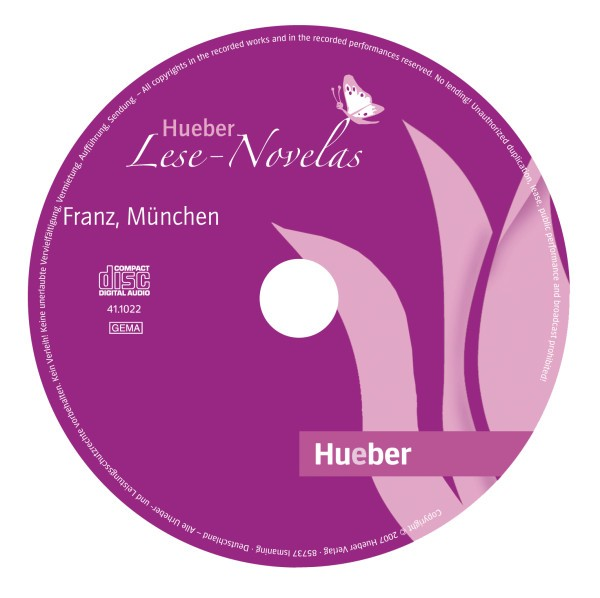Franz, Munchen - Audio-CD