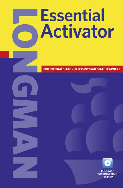 Longman Essential Activator 2nd Edition Cased and CD ROM
