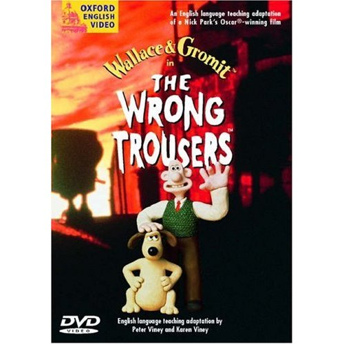 Wallace and Gromit: The Wrong Trousers (DVD)