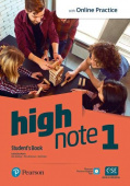 High Note 1 Student's Book with Standard PEP Pack