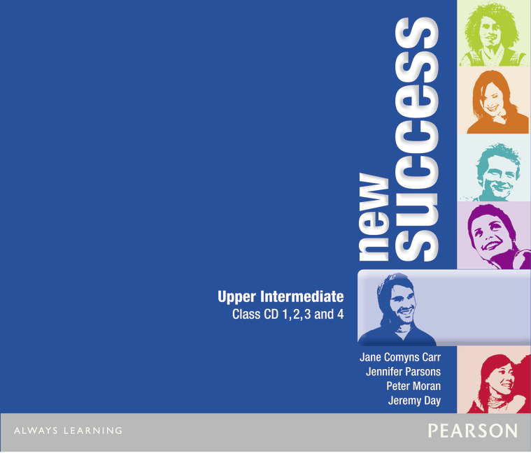 New Success Upper Intermediate Class Audio CD