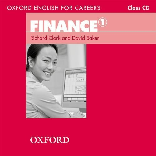 Oxford English for Careers: Finance 1 Class CD