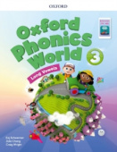 Oxford Phonics World 3 Student Book with App Pack