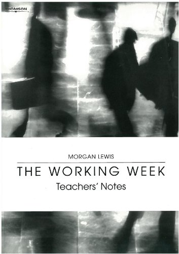 The Working Week: Instructor's Manual