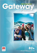 Gateway Second edition B2+ Digital Student's Book Pack